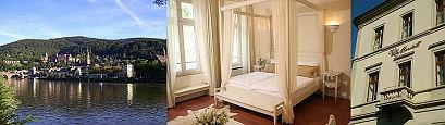 Hotel Villa Marstall Gmbh Heidelberg